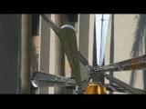 2007年設置於陽明大學的公共藝術——『春風‧生命之華』作品之一的『春風』,本作品除了擁有如沐春風和春風化雨的意涵之外,也賦予人一種雙碟紛飛的青春印象,暗示『春風』帶來愛情與生命的訊息。