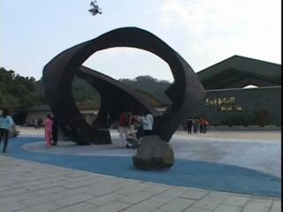 林森輝坐落於台灣各地的碑刻作品與書法創作