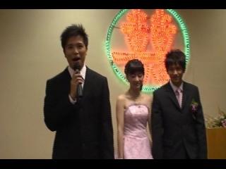 下一部影片 >: 婚禮的玻璃鞋