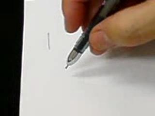 硬筆臨摹要領之五個階段(郭群峰解說)